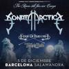 Sonata Arctica + Edge Of Paradise + Temple Balls (Barcelona)