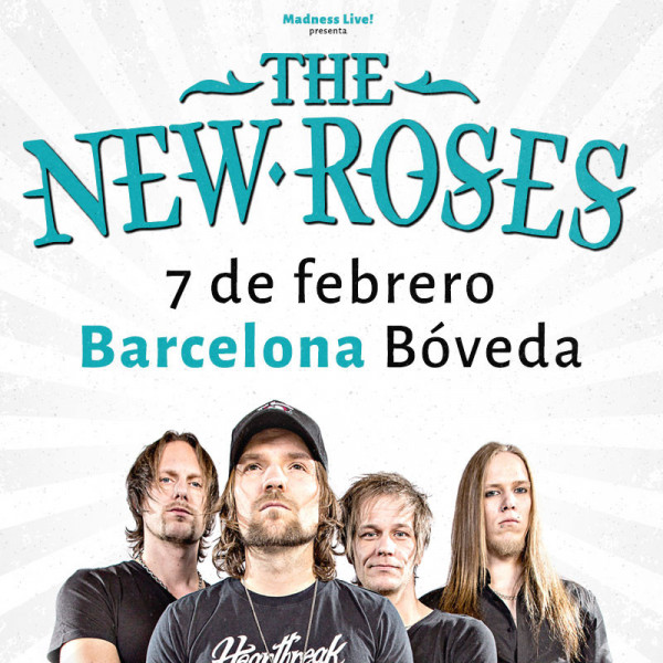 The New Roses (Barcelona)