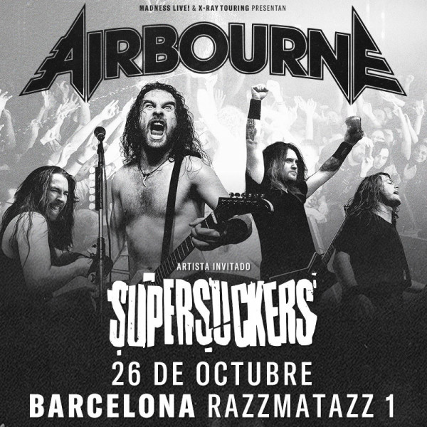 Airbourne (Barcelona)