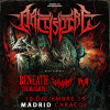 Archspire + Beneath the Massacre + Vulvodynia + Inferi