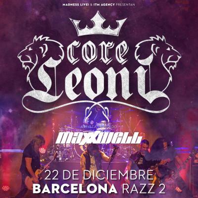 CoreLeoni + Maxxwell (Barcelona)