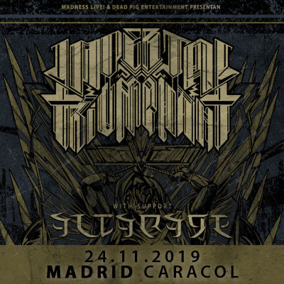Imperial Triumphant + Altarage (Madrid)