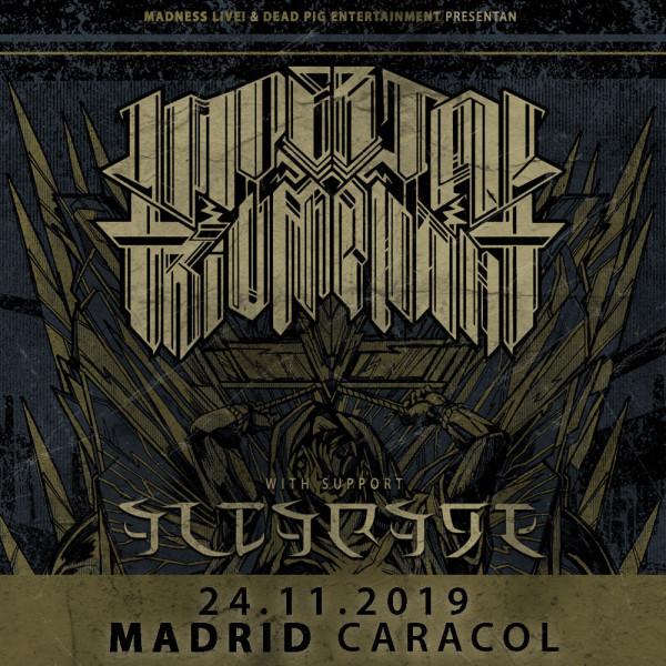 Imperial Triumphant + Altarage (Madrid)