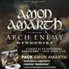 Pack CD Amon Amarth (Barcelona) PISTA