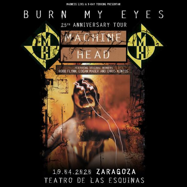 Machine Head (Zaragoza)