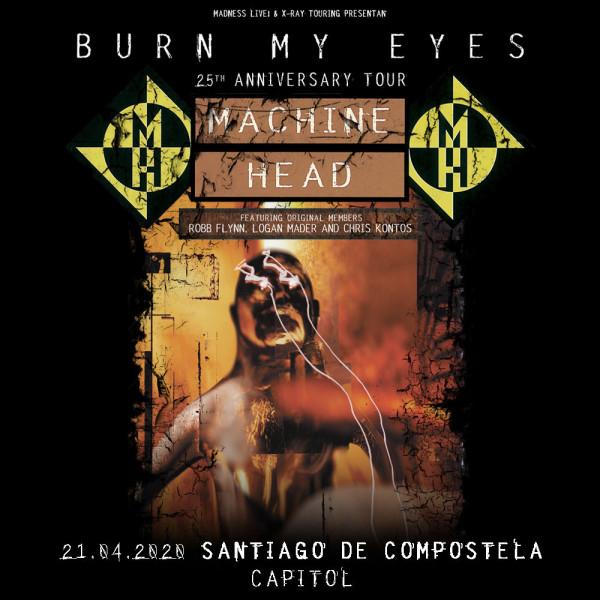Machine Head (Santiago de Compostela)