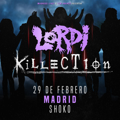 Lordi + Flesh Roxon + Aeternitas (Madrid)