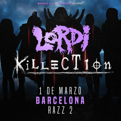 Lordi + Flesh Roxon + Aeternitas (Barcelona)
