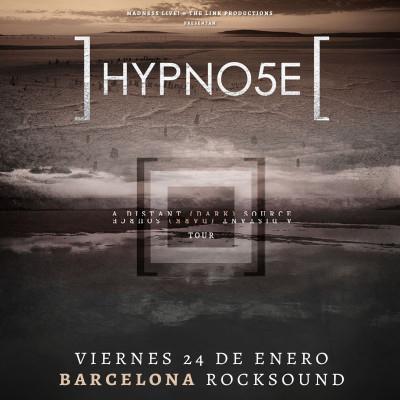Hypno5e + Erio (Barcelona)