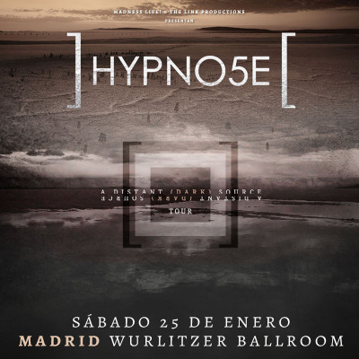 Hypno5e + Underwater Lights (Madrid)