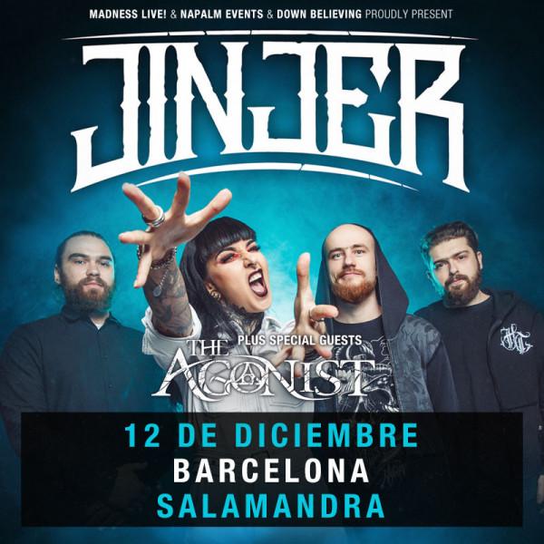 Jinjer (Barcelona)