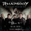 Turilli Lione Rhapsody + Cellar Darling + Qantice (Madrid)