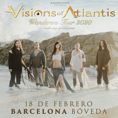 Visions of Atlantis (Barcelona)