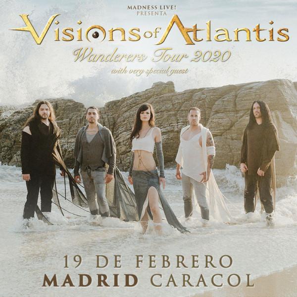 Visions of Atlantis (Madrid)