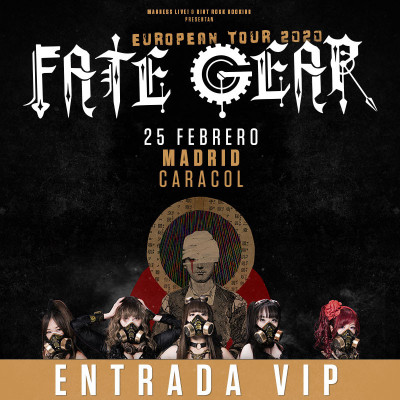 Fate Gear PACK VIP (Madrid)