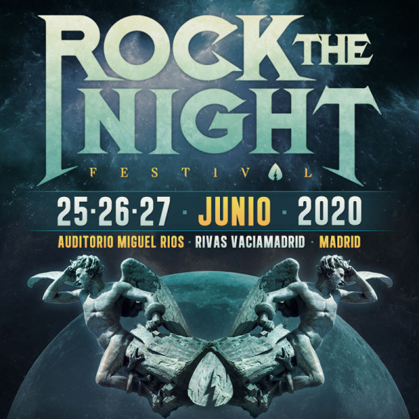 Abono Rock The Night Festival 2020 (Madrid)