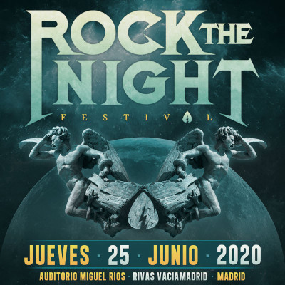 25 Junio Rock The Night Festival 2020 (Madrid)