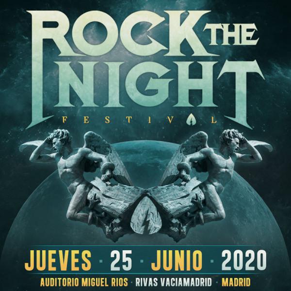 25 Junio Rock The Night Festival 2020 (Madrid)