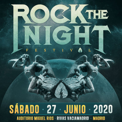 27 Junio Rock The Night Festival 2020 (Madrid)