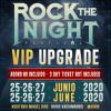 VIP Upgrade Rock The Night Festival 2020 (Madrid)