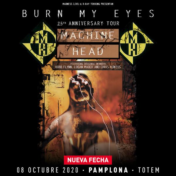 Machine Head (Pamplona)