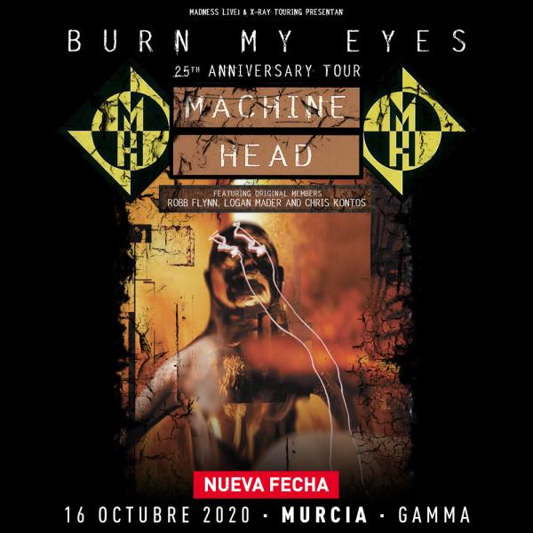 Machine Head (Murcia)