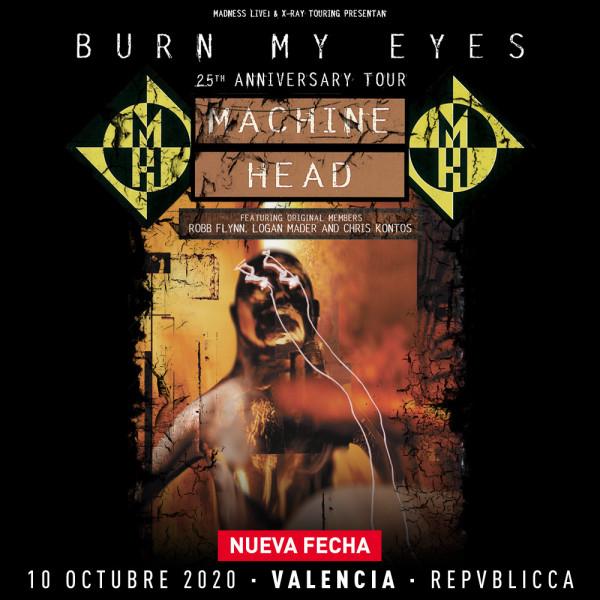 Machine Head (Valencia)