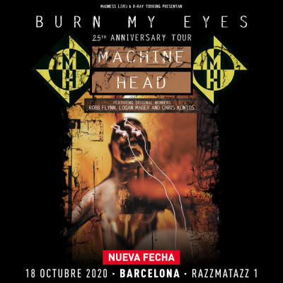 Machine Head (Barcelona)