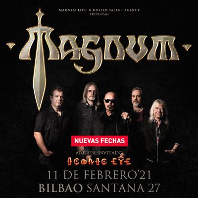 Magnum + Iconic Eye (Bilbao)