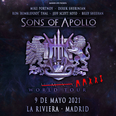 Sons of Apollo (Madrid)