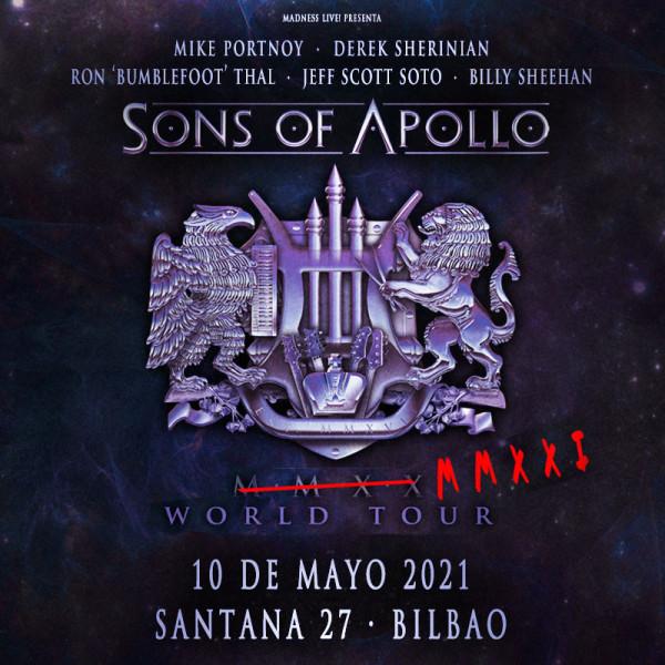 Sons of Apollo (Bilbao)