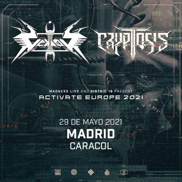 Vektor + Cryptosis (Madrid)