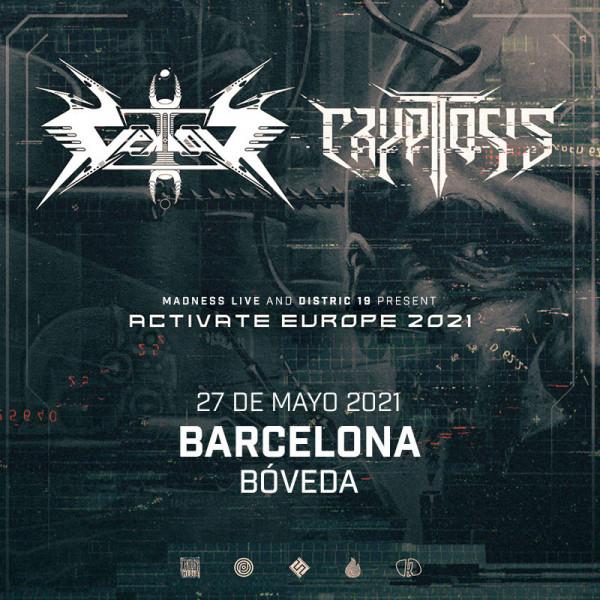 Vektor + Cryptosis (Barcelona)