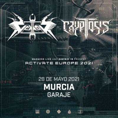 Vektor + Cryptosis (Murcia)