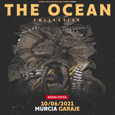 The Ocean + pg.lost + Hypno5e + Svalbard (Murcia)