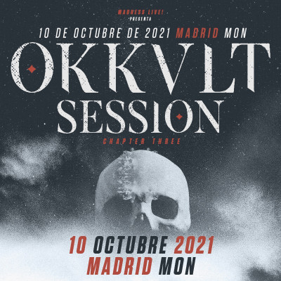 Comprar entradas Okkult Session III - 10:10 (Madrid)