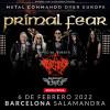 Comprar entradas Primal Fear + tbc + Scarlet Aura (Barcelona)