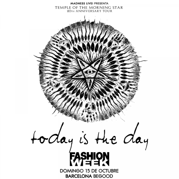 Today is the Day + Fashion Week (Barcelona)