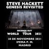 "Compra entradas STEVE HACKETT ""Genesis Revisited"" (Madrid)"