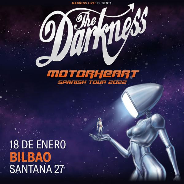 Comprar entradas para The Darkness (Bilbao)
