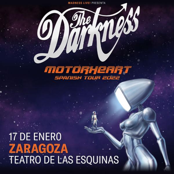 Comprar entradas para The Darkness (Zaragoza)