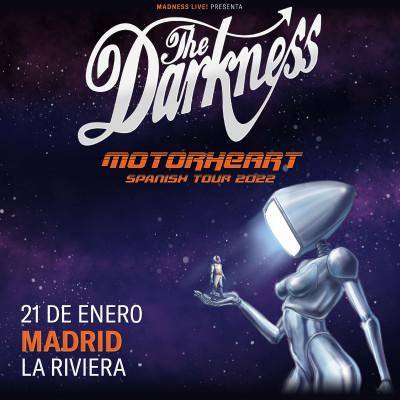Comprar entradas para The Darkness (Madrid)