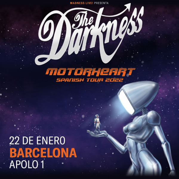 Comprar entradas para The Darkness (Barcelona)