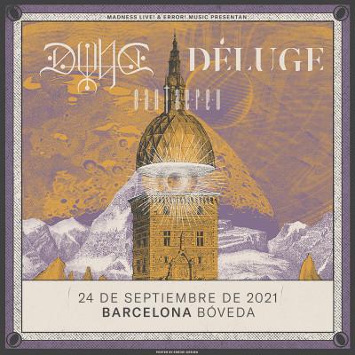 Comprar entradas para Dvne + Déluge + Santacreu (Barcelona)