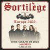 Sortilège + Avaland (Madrid)