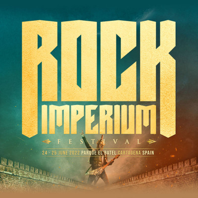 Abono Rock Imperium Festival 2022 (Cartagena)