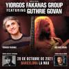 Yiorgos Fakanas & Guthrie Govan Project (Barcelona)