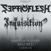 Septicflesh + Inquisition (Madrid)