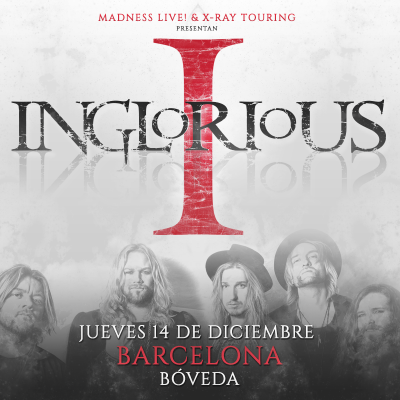Inglorious + Alchemist Vision (Barcelona)