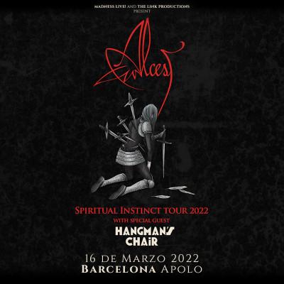 Entradas Alcest + Hangman's Chair (Barcelona)